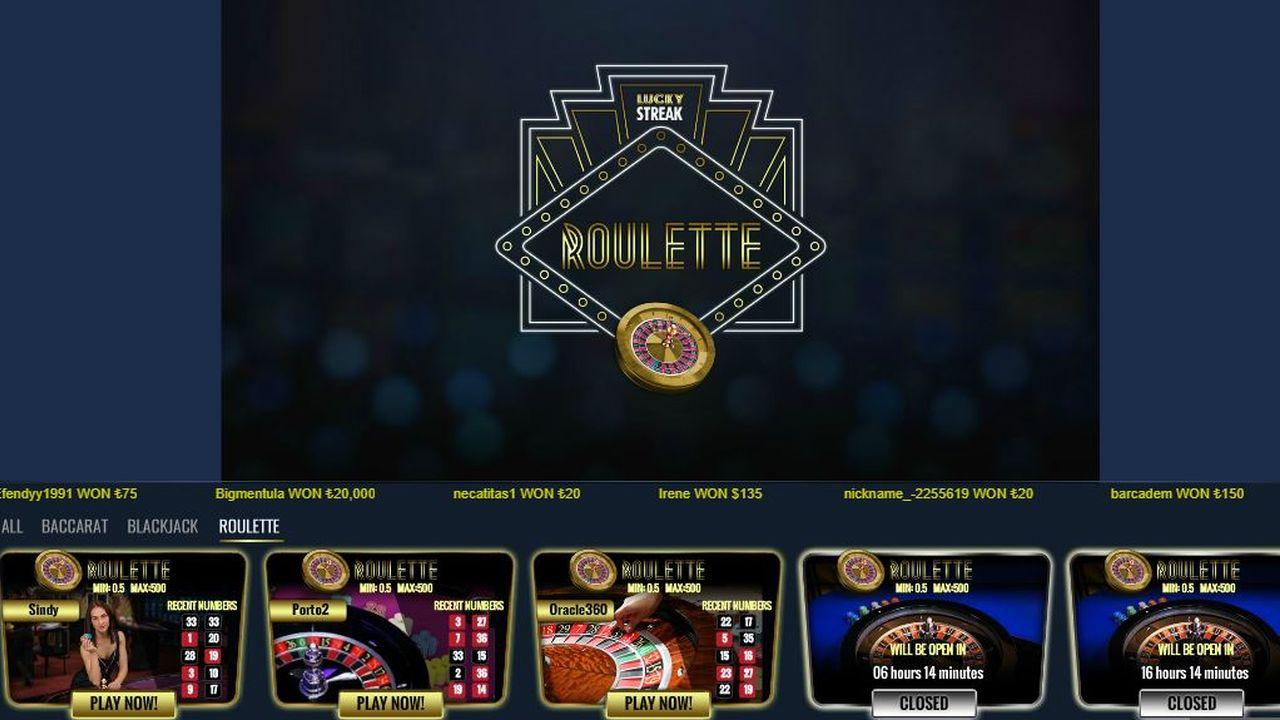 live roulette cozyno