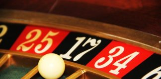 Roulette method on dozens and columns